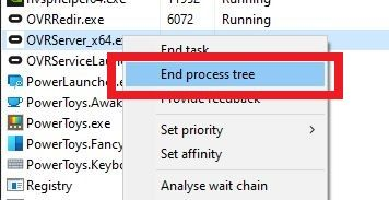 How to force quit in Windows