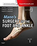 Mann's Surgery of the Foot and Ankle, 2-Volume Set: Expert Consult: Online and Print (Coughlin, Surgery of the Foot and Ankle 2v Set)