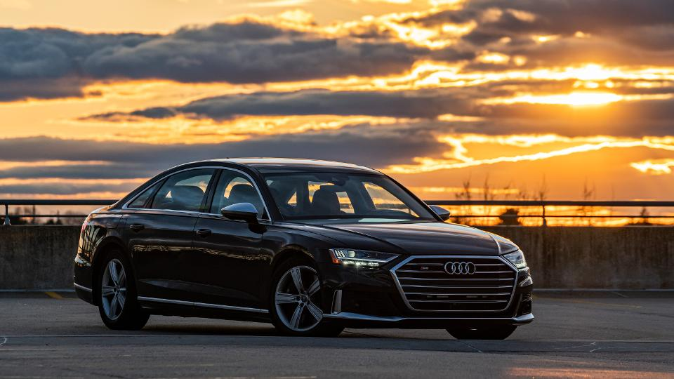 Audi's new S8 is a performance-modded variation of the flagship A8 sedan.