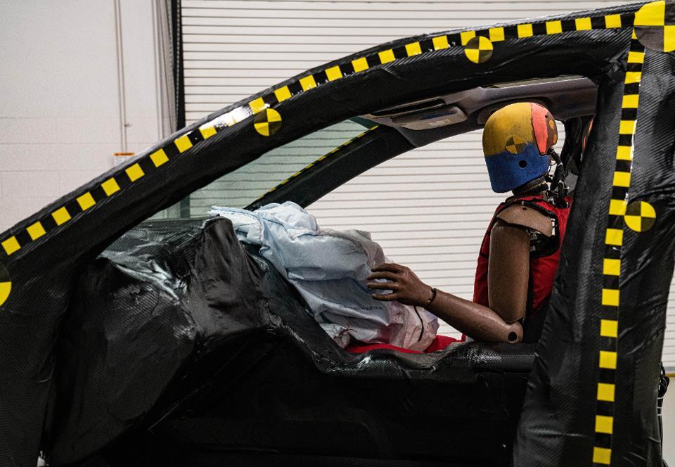 Crash test dummy, Honda R&D