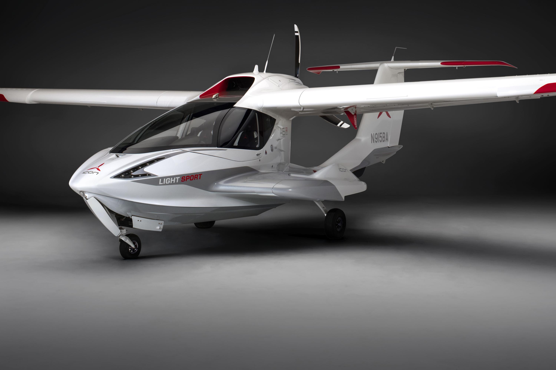 Icon A5 light sport aircraft
