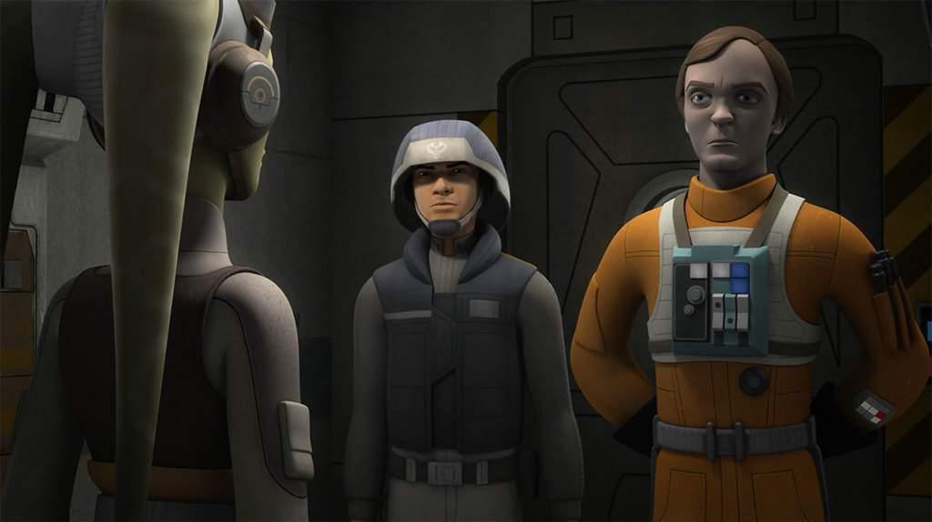 Vander, Star Wars Rebels