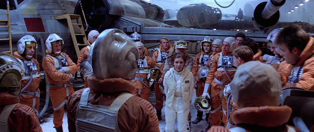 Leia, Rogue One