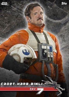 Rogue One, Ben Hartley
