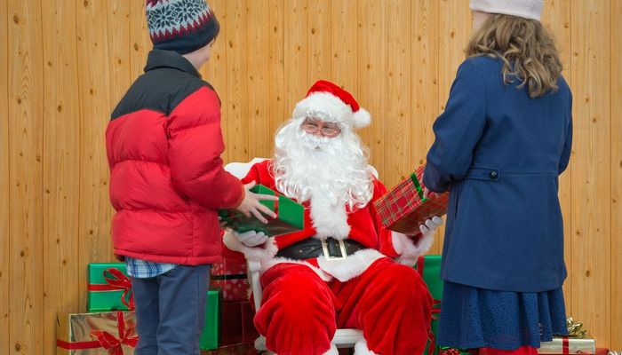 Santa S Grottos In North East Lincolnshire For Christmas In 2017 By Rachael O Flaherty On Authory
