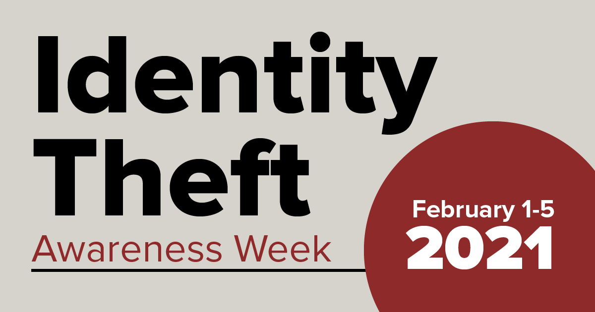 ID Theft Awareness Week