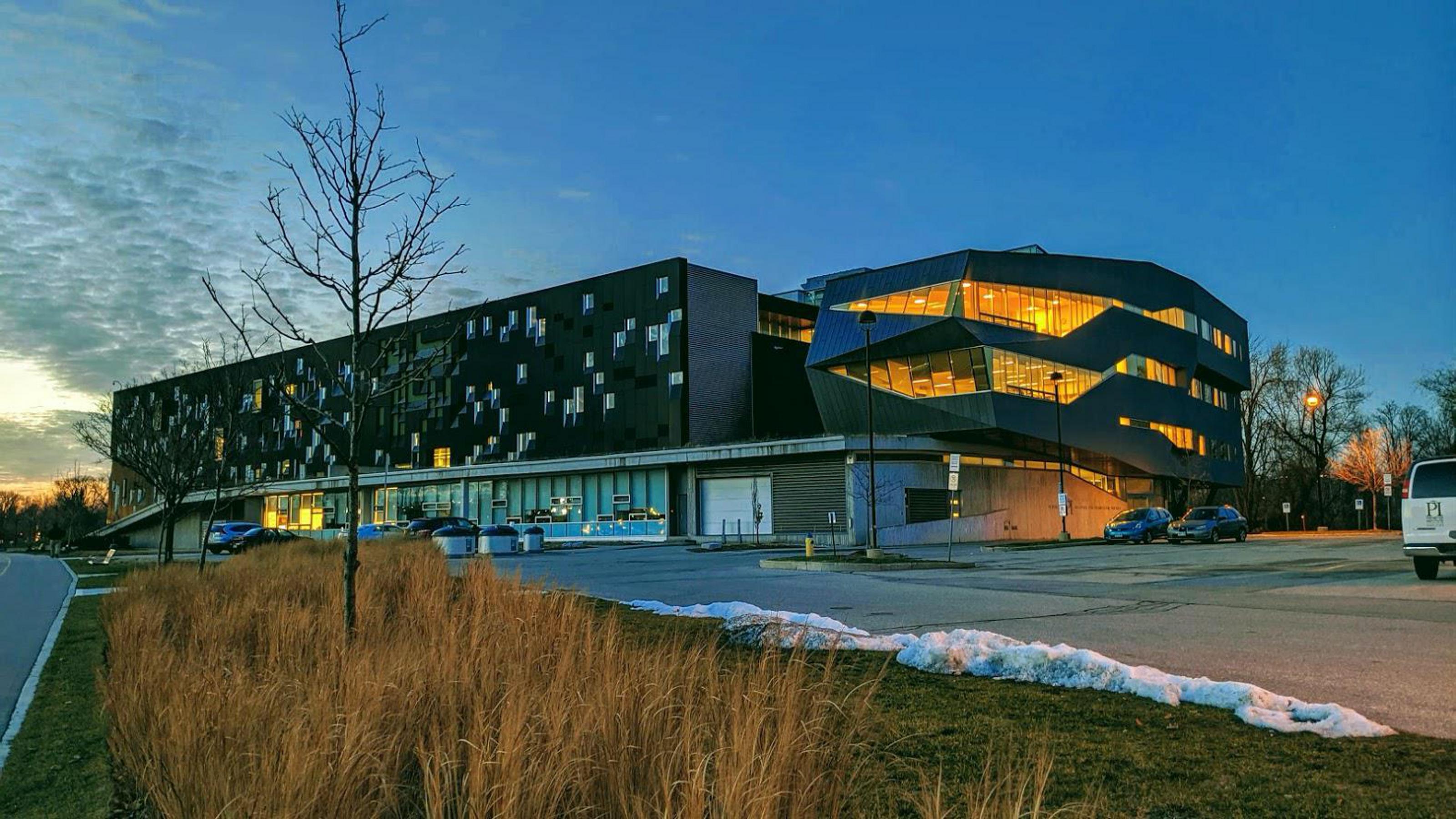 Canada's Perimeter Institute for Theoretical Physics in Waterloo, Ontario
