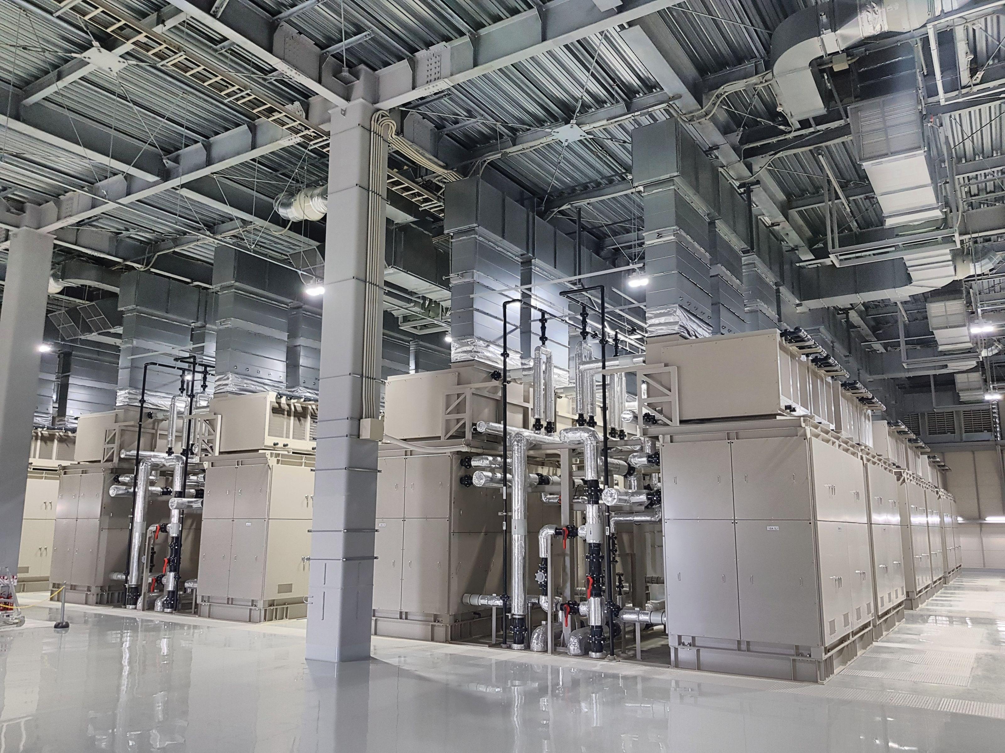 Hokkaido Electric Power Corp's 60 MWh vanadium flow battery